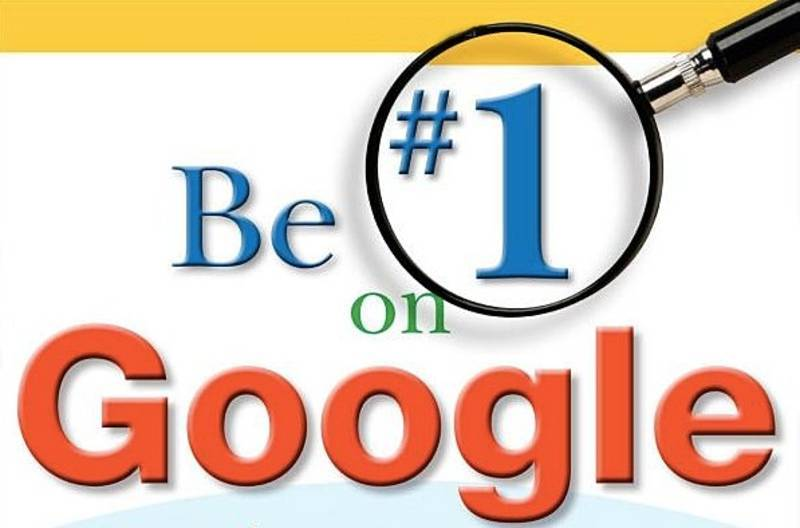 be number one- in google
